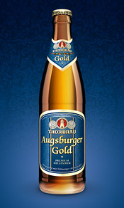 Thorbräu Augsburger Gold Bier